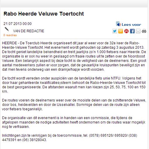 RHVT Veluweland