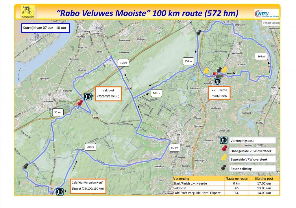 RVM afstanden 2014 100k