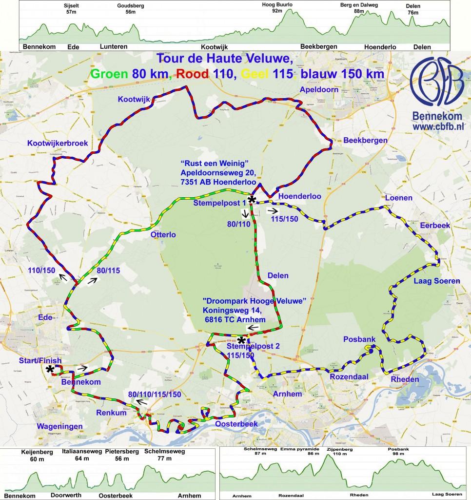 Tour de Haute Veluwe 2014kopie