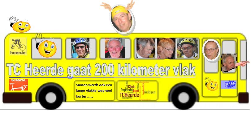 TC Heerde gaat vlak