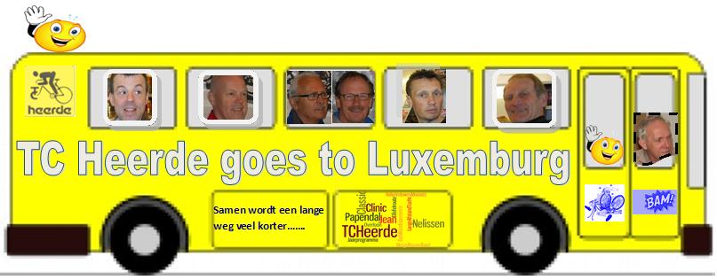 TC Heerde goes to Luxemburg