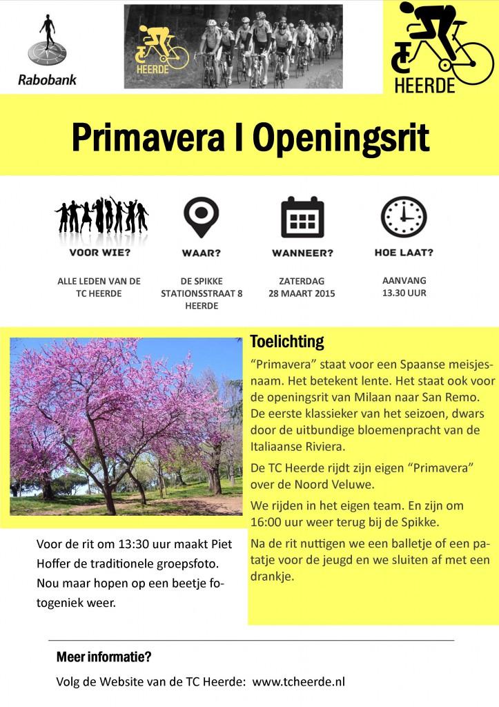 Poster Primavera