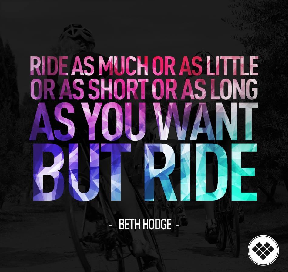 ga toch fietsen