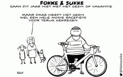 fiets fokke en sukke