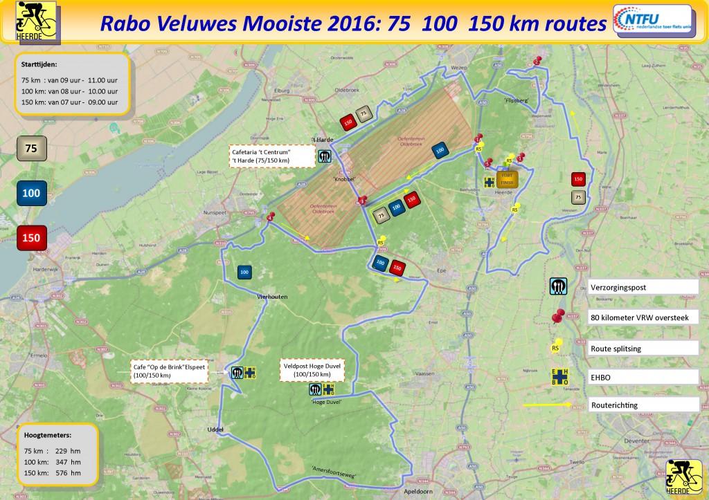 RVM routes 2016
